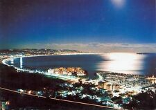 06 - cpsm - CANNES - Reflet de lune sur le Golfe