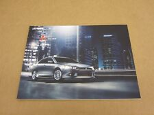 2015 Mitsubishi Lancer GT Ralliart GSR  sales brochure dealer literature 34 page