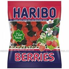 Haribo Berries Halal Sweets 80g Discount When you Buy More Than One