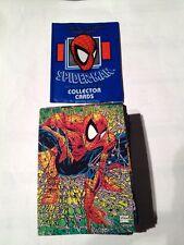 spiderman mcfarlane 1992 basic card set