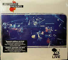K-OS – MuchMusic Presents K-OS LIVE  CD & DVD