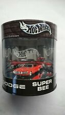 HOT WHEELS DODGE SUPER BEE OIL 1/15,000 LIMITED EDITION MINT
