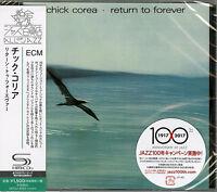 CHICK COREA-RETURN TO FOREVER-JAPAN SHM-CD C94