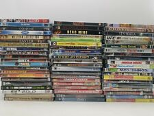 Wholesale Lot Of 60 Plus BRAND New SEALED DVDs