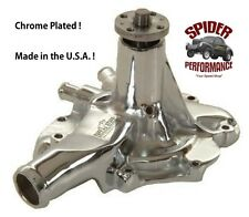 1968-1985 Oldsmobile 350 400 455 CHROME WATER PUMP made in USA