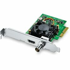 Blackmagic Design DeckLink Mini Recorder 4K - Low profile PCIe capture card