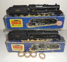 More details for hornby dublo 3-rail 3224 lmr 8f 2-8-0 48094 & lt25 2-8-0 48158 boxed