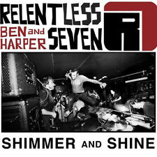 """Ben Harper Shimmer and Shine 10"""" Vinyl Record Store Day RSD non lp song! NEW!!!"""