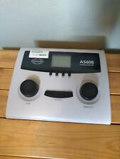 Interacoustics AS608 portable screening audiometer with headphones/trigger