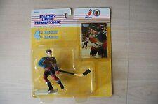 1996 JOE SAKIC Colorado Avalanche Starting LineUp ROOKIE SLU figure CANADA packg
