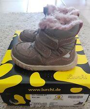 für Mädchen 8388613 Weite W für breite Füße TEX Neu Lurchi