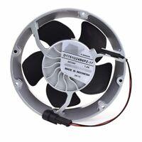 Inverter Cooling Fan D1751U24B6PZ-17 for ABB SERVO 170*50mm 24V 1.8A 2pin