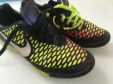 Nike indoor soccer mens shoes sneakers magista 6 651541-075 colorful fun onda
