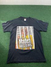 Madea Goes To Jail T-Shirt Movie Promo Medium Rare 2009 Tyler Perry Fast Ship