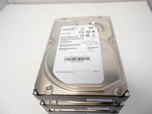 "LOT OF 5 Seagate 1TB 7.2K SAS 3.5"" Storage Server Hard Drive ST1000NM0001"