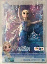 """Disney Frozen WINTER DREAMS ELSA 12"""" Doll Toys R Us Exclusive Collector's Edit."""