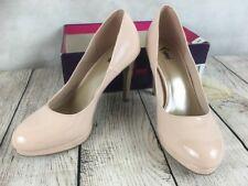 Fioni Blush Pink Pumps Stiletto Kambridge Heels Size 8
