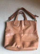 Givenchy Authentic Nightingale Tan Leather Bag £1050