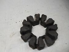 kawasaki KZ1000ltd rear wheel sprocket hub damper 1981 1982 KZ1000J KZ1000csr