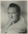 William Gargan Vintage silver Print,William Gargan est un acteur et producteur