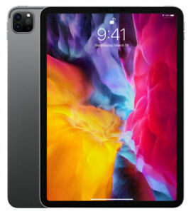 "Apple 11"" iPad Pro (2020) 128GB Space Grey | Latest 2020 Model"