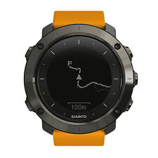 Suunto Traverse Amber GPS Outdoor Watch SS021844000 Sport Belt Armband