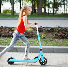 Kinder 5 Zoll STAND Elektroroller Kindersicherer E-Roller EINSTELLBARE FALTUNG D