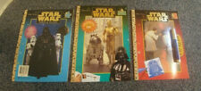Lot of 3 - Golden Books Star Wars Tell-A-Story Sticker / Coloring / Mark & See