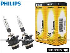 2 PHILIPS D2R XENON HID BULBS LEXUS IS300 ES300 GS300