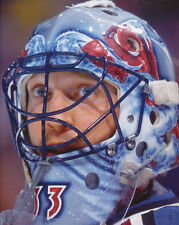 PATRICK ROY 8X10 PHOTO HOCKEY COLORADO AVALANCHE PICTURE NHL CLOSE UP