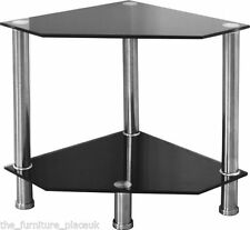 Irregular Shape Side & End Tables with Flat Pack