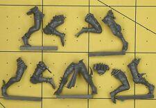 Warhammer 40K Dark Eldar Wyches piernas (a)