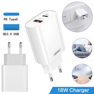 Für Apple iPhone 12 11 Pro Max Schnellladegerät Netzstecker Ladegerät Netzteil