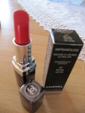 CHANEL Lipstick No° 37 Ruse Satine