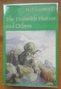 HP Lovecraft - The Dunwich Horror Arkham House 1st Revised Edition Cthulhu