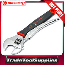 """Crescent Wrench Pliers 10"""" Locking Adjustable ACL10VS"""