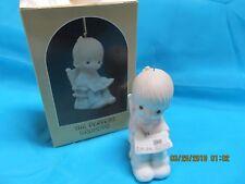 Precious Moments Figurine E-0517 The Perfect Grandma