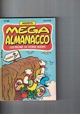 1987 08 - MEGA ALMANACCO WALT DISNEY - 08 1987 - N.368