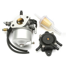 Carburetor with Fuel Pump Filter For EZGO 295cc TXT Golf Cart 4 Cycle
