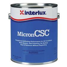 Interlux Micron CSC Multi-Season Antifouling Bottom Paint Shark White Quart 5584