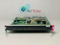 Cisco WS-X6824-SFP-2T • SFP Gigabit Module COMES WITH DFC4  ■ 1 YEAR WARRANTY ■