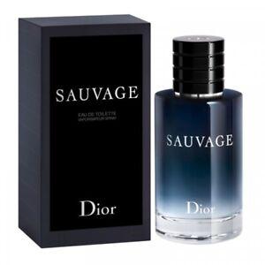 Dior Sauvage Eau de Toilette Men's Spray 100ml. New and Sealed