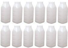12 ea Advance 980 2 Quart Screw Top Replacement Calf / Livestock Feeding Bottles
