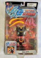 New Sealed 2004 Bandai Toro Gundam Action Figure MSIA Matador Mobile Fighter NIB