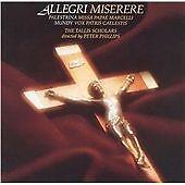 The Tallis Scholars : Allegri: Miserere CD