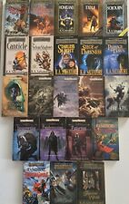 Dungeons and Dragons Forgotten Realms R.A. Salvatore LOT of 18 BOOKS