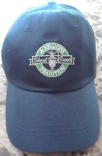NEW Regions Traditions at Shoal Creek Golf Hat Baseball Cap Navy Blue  Strapback c137cad26ccc