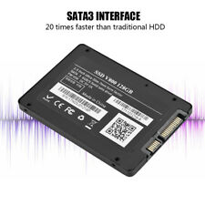 """128GB High Speed Solid State Drive 2.5"""" SATA III MLC SDD Hard Disk for PC Laptop"""