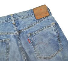 Levis LVC 501 1944 Jeans 32x32 Redline Selvedge Big E Bleached Prototype S501XX