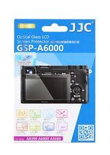 GSP-A6000 Screen Protector Displayschutzglas für Sony A6000 A5000 A6300 A6400